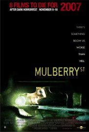 Mulberry St Poster