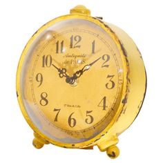 Lorna Table Clock