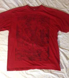4031b065e Vintage Rap T Shirt 90's Size 2XL Tupac Jay-Z Biggie Dr Dre Eminem Ice