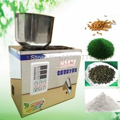 480.00$  Watch here - http://alix0s.worldwells.pw/go.php?t=32654716975 - New type 1-25G tea weighing machine,grain,medicine,seed,salt packing machine,powder filler