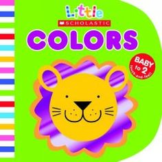 October 28 & 29, 2014. Introduces primary colors to infants and toddlers.