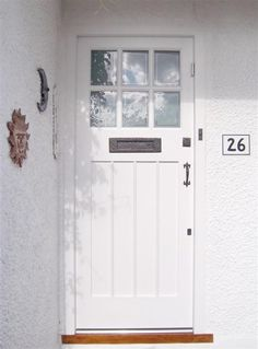 A Vintage style 1930s 6 Light door with Etched Glazing (244.2) & PATTERN 664 UNGLAZED | House project | Pinterest | Doors External ... Pezcame.Com