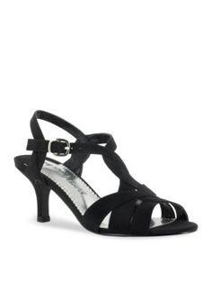 Easy Street Shoes  Glamorous evening sandal