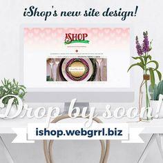 iShops new site des