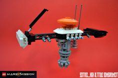 Toutes les tailles | Sentinel Orbital assault platform | Flickr: partage de photos! Lego Ship, Lego Spaceship, Space Crafts, Lego Creations, Legos, Madness, Ships, Platform, Photos
