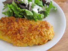 Crispy Onion Chicken - Life In The Lofthouse