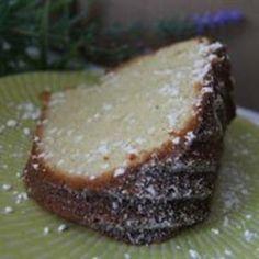 #recipe #food #cooking Irish Pound Cake