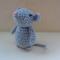 Resultado de imagen para amigurumi crochet mouse