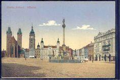 Velké náměstí, 191...