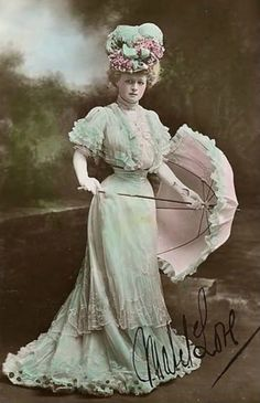 Mabel Love, was a British dancer and stage actress. She was considered to be one of the great stage beauties of her age, and her career spanned the late Victorian era and Edwardian period