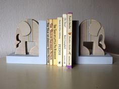 Humphrey Bookends via Jam Bookends, India, Products, Goa India, Gadget, Indie, Indian