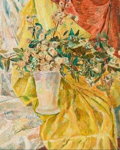 Grace Cossington Smith | Gum blossoms, (circa 1942) by Grace Cossington Smith :: The Collection ...