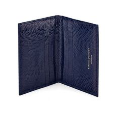 Double Fold Credit Card Case (Aspinal)