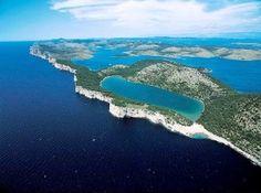 Dugi Otok in Croatia #holiday in Croatia # Adriatic sea #Dalmation coast # Croatian coast #Kornati