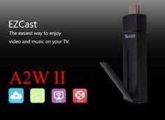 Measy A2W II EZCast TV Dongle Powerful WIFI Chromecast DLAN Airplay