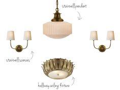 High Street Market: 3rd Floor Lighting Selections - final grouping