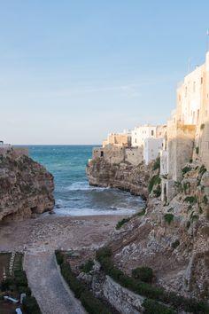 Polignano a Mare - Apulien   © individualicious