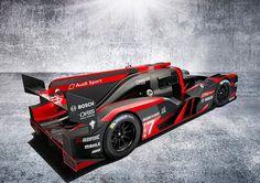 Audi 2016 R18 Le Mans prototype  , - ,   Audi just unveil...