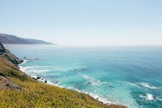 RV Adventures: Big Sur via A House in the Hills