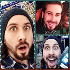 Avi faces! :) Pentatonix