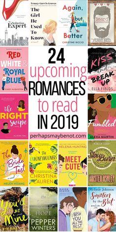 24 Upcoming Romance Books To Read in 2019 - Books Worth Reading - Livre New Romance Novels, Good Romance Books, Historical Romance, Good Fiction Books, Best Romantic Books, Fiction Romance Books, College Romance Books, Marriage Romance, Teen Romance