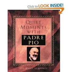 Can't go wrong with Padre Pio!