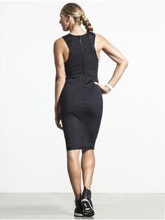 Tungsten Solid Dress