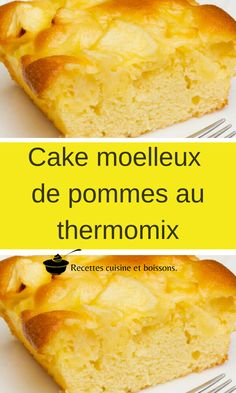 Cake Thermomix, Thermomix Desserts, Cornbread, Robot, Cooking, Ethnic Recipes, Recipes, Fast Recipes, Millet Bread