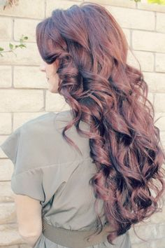 How to Curl your Hair - just for you @Sarah Chintomby Chintomby Bloomfield