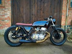 Veit Richter‎'s complete reconstruction of his Honda CB750 F1 Supersport. Ready to ride.