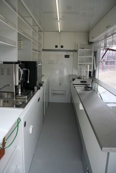 AJC Catering Van Conversion Mercedes Sprinter