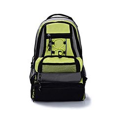 COCIFER Hiking Travel Backpack Army Canvas Rucksack Laptop Tote Bags 15 Inch ** You can find more details at