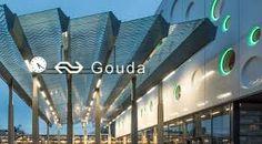 Ingang station Gouda Bloemendaal Gouda