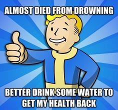 Fallout 3 Logic