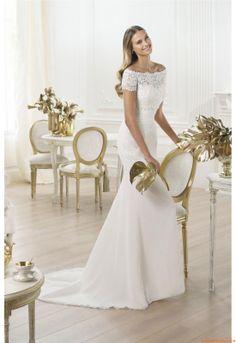 Wedding Dresses Pronovias Lambina 2014