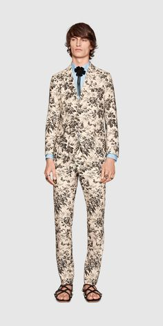 Gucci Men, Spring Summer 2016 Runway Collection