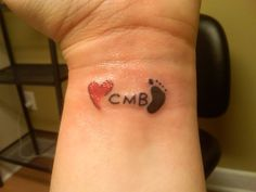 miscarriage tattoos - Google Search