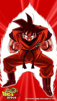 Kaioken! Dbz Gt, Gohan And Goten, Son Goku, Anime, Dragon Ball Z, Kai, Darth Vader, Hero, Cartoon
