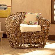 Papasan Chairs, Bedroom Seating
