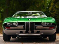 BMW 2800 Spicar 1969