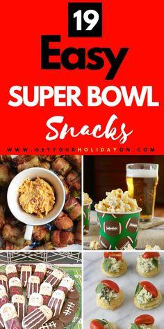 20 best superbowl snacks for kids images food football parties rh pinterest com
