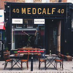 Medcalf - London