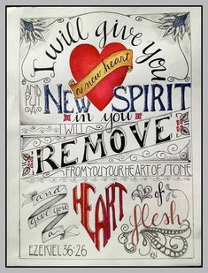 scripture create in me a clean heart - Google Search