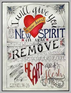 scripture create in me a clean heart - Google Search