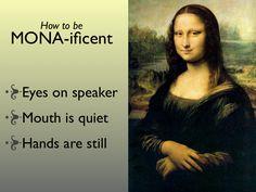 MONA-ificent
