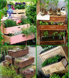 creative garden ideas - Google zoeken