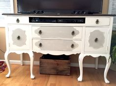 Sideboard Buffet Entertainment Center by madenewdesignct on Etsy https://www.etsy.com/listing/254240522/sideboard-buffet-entertainment-center