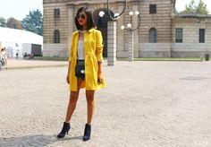 Street Style: Milan Fashion Week Spring 2014 -