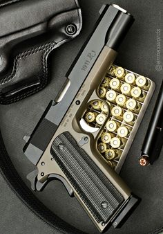 Remington Mod.1911 Loading that magazine is a pain! Get your Magazine speedloader today! http://www.amazon.com/shops/raeind