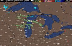 Intellicast - Current Radar Severe Weather Protection brought to you by Gitche Gumee WeatherGoddess7 clearing all chemtrails now...
